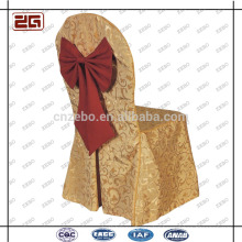 Restaurant or Banquet Used Chair Cover Different Style Custom Chair Covers