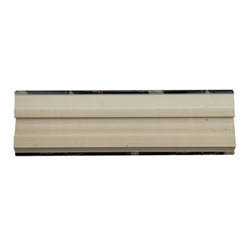Waterproof Ceiling Decorative Interior Decorative Mouldings / Angular Line
