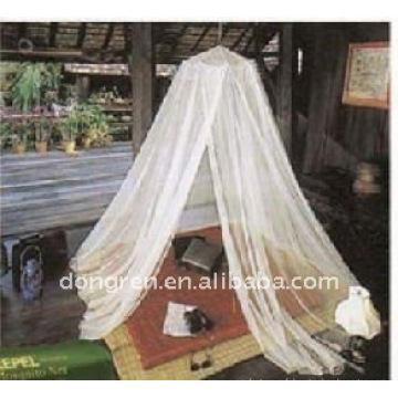 Moustiquaire circulaire et canopées de style nouveau style filles / moustiquaire pour dôme adulte