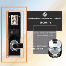 Verrouillage de déverrouillage par mot de passe ou carte