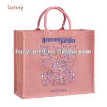 recyle shopping bag/ gunny bag/ jute bag AT-1051