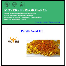 Perilla Seed Oil/ Vegetable Capsules /No Preservatives