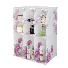 Пластиковые модные шкафы для шкафа DIY для дома (ZH0023)