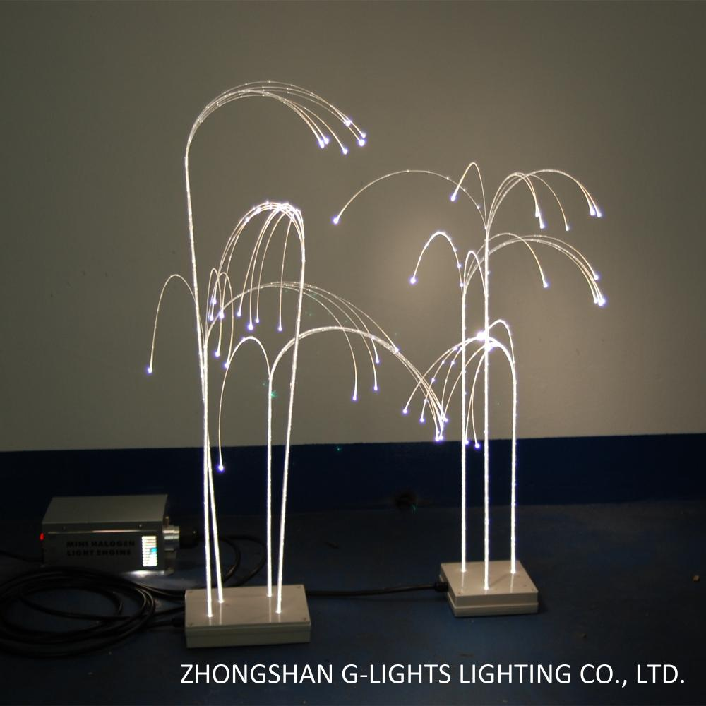 Landscape Fiber Optic Reed Light