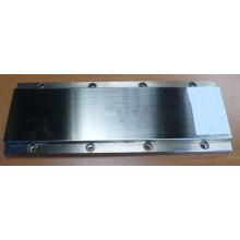 Placa magnética permanente industrial con cualquier tamaño