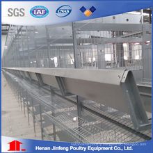 Automatic/Semi Automatic Poultry Equipment Layer Chicken Cage