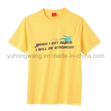 Мода хорошего качества хлопок Мужская напечатаны футболки
