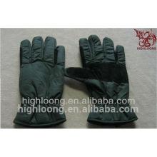 Venta al por mayor Back impermeable Palm antideslizante ajustable unisex guantes de montar