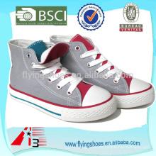 Venta al por mayor muchacho y muchacha zapatos de la manera zapatos de China fábrica