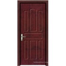 Venda quente de PVC de alta qualidade Woden Door