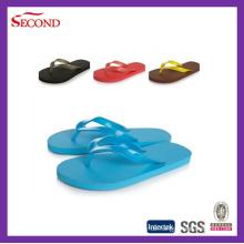 Vier Farben PU Strand Sandale