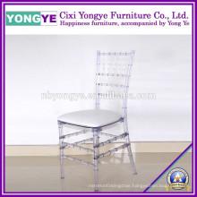PC Rental for wedding clear resin Chiavari Chair