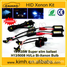 Slim ballast 12V 35W wholesale hid kits for trucks