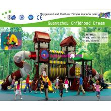 Playground, Outdoor Playground, Playground Game, Amusement Park Children Castle Outdoor (HC-6102)