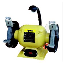 """6 """"máquina eléctrica de la trituradora de banco con la luz"""