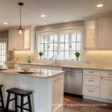 Painted Shaker Modular Kitchen Cabinets Designs