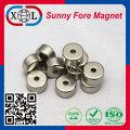 ring neodymium permanent magnet China factory price