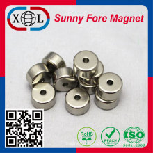 ring neodymium permanent magnet China factory price