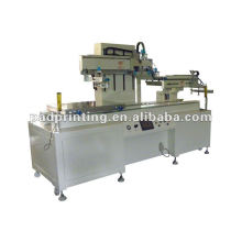 HS-700PME Electric semi-auto run-table screen printer with vacuum and manipulator