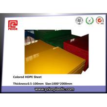 1000 * 2000mm Schneidebrett HDPE Material