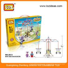 LOZ DIY Puzzle Spielzeug Ausbildung Spielzeug