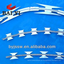 Rust Proof Razor Barbed Wire