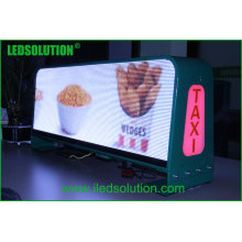 Ledsolution Neueste Produkte Taxi LED Display LED Top Auto Display