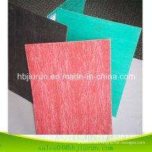 Hoja de la junta comprimida no asbesto vulcanizada Fny300 con buena calidad
