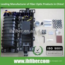 2 In - 2 Out Horizontal / Inline Fiber Optic Splice fermeture