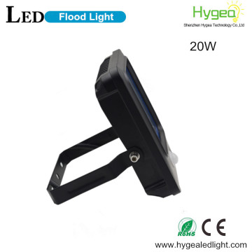 20W Slim IP65 LED Floodlighting