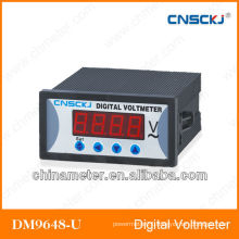 2013 new design solar voltage meter