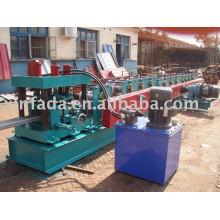 C rolo de aço formando máquina, c rolo purline formando máquina