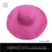 Band Wide Sun Hat For Women