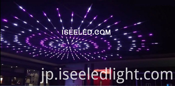 DMX512 RGB LED Tube Lights