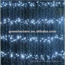 la más nueva luz led de cortina de cascada