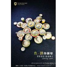 Frische Lebensmittelbehälter farbige Porzellan-Geschirr-Sets-CL 01
