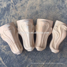 wooden carving cabinet feet