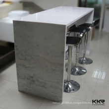 solid surface juice commercial coffee bar counter for sale
