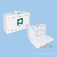 Empty First Aid Box / Metal Box (DFEM-013)