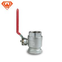 oxygen pressure ball valve