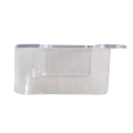 Transparent PC plastic part