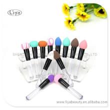 2015 wholesale Women Cosmetic Foundation latex Makeup Sponge Brush