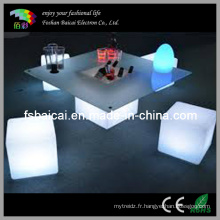 Table LED Cube Light (BCR-116C)
