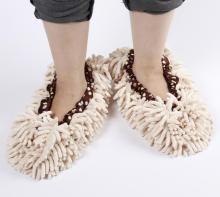마이크로 화이버 청소 신발 커버