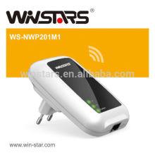200Mbps Wireless Powerline Adapter bis zu 300M Reichweite, Plug & Play fuction