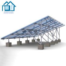 Soporte de energía solar de paneles solares fotovoltaicos de sistemas de energía solar