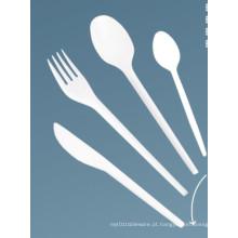 Popular peso leve PS Plastic Cutlery