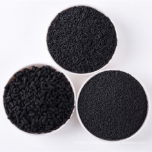 Koh impregnated activated carbon