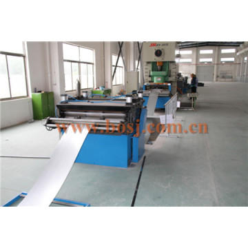 PC Pg Gi Perforated Electro Cable Trunking Tray Price List Factory Roll Forming Making Machine