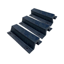 Deers rubber arch bumper dock bumper/fender for protecting ship dock